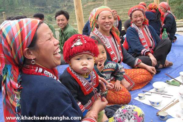Dao ethnic minority people