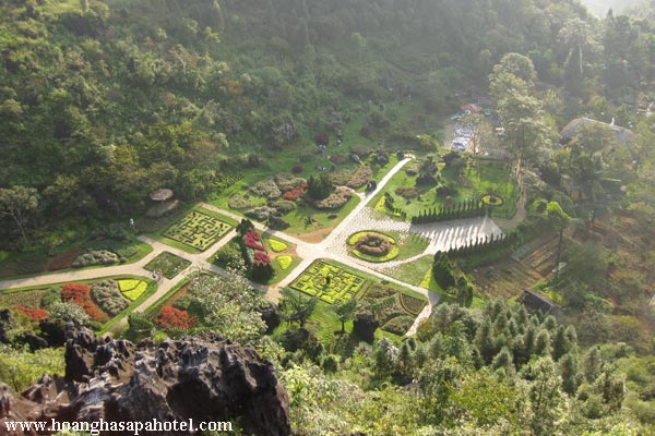 Ham Rong Mt - One of Sapa attractions