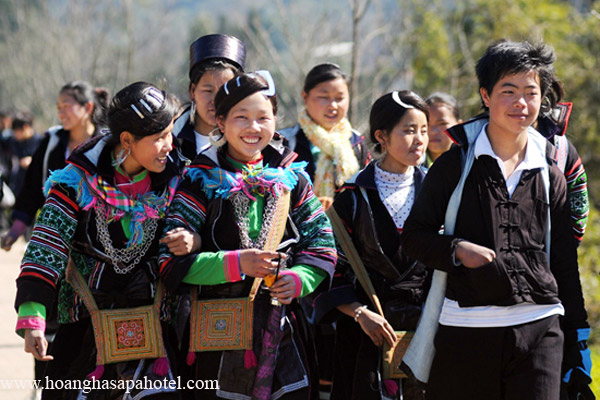 H'Mong ethnic group
